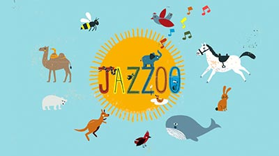 Jazzoo - Preschool-Game <br>Game, TV-Serie, Buch