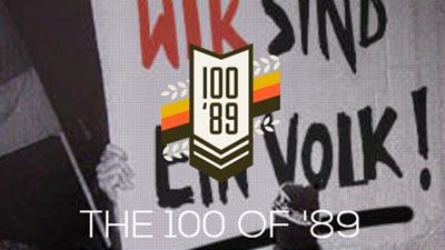 The 100 of '89 <br> Docu App